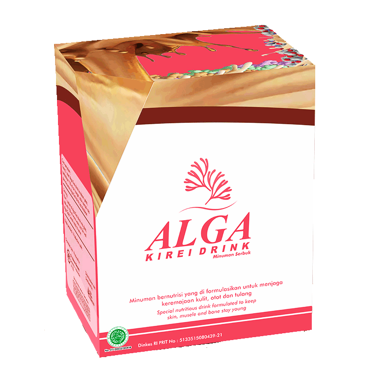 Alga-Kirei-Drink